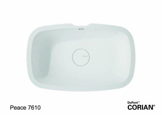 כיור אמבט דגם פיס 7610