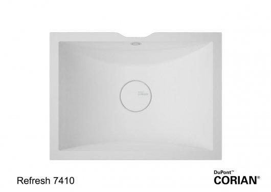 כיור אמבט דגם ריפרש 7410