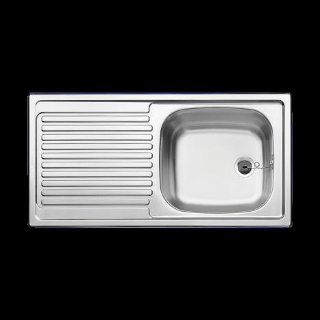 כיור מטבח דגם EES 8X4